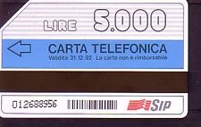 Telefonkarte Italien gut erhalten + unbeschädigt (intern: 336 )