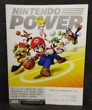 JAN 2011 -  NINTENDO POWER video game magazine MARIO SPORTS MIX