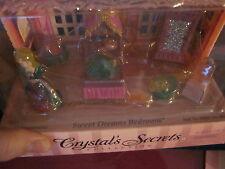 Kenner Crystal's Secrets Collection Sweet Dreams Bedroom