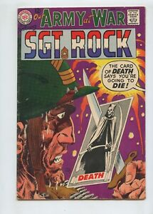 Our Army At War #188 (1968) Sgt. Rock VG+