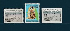 Comores république  artisanat    1979  poste  dentelé et 1 non dentelé   *