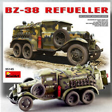 MINIART 1/35 RUSSIAN BZ-38 REFUELLER MODEL KIT