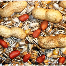 12.5KG Squirrel & Chipmunk Wild Bird Food Nuts Seed Sunflower Peanuts