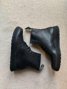 Dr. Martens Newton BTS Black Lightweight Shoe - UK 8 - Brand New In Box!!