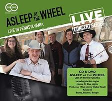 Asleep At The Wheel - Live In Pennsylvania (NEW CD+DVD)