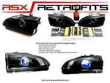 Honda Civic 92-95 Retrofit Projector Bixenon Headlights Custom HID XENON BIXENON