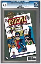 MILLENNIUM EDITION: DETECTIVE COMICS #327 CGC 9.8 (3/00) DC Comics Gold foil