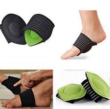 Arch Foot Support Plantar Cushion Fasciitis Aid Fallen Arches Heel Pain Relief