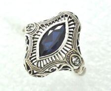 Ruby White Sapphire Fine Jewellery