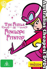 The Perils Of Penelope Pitstop Volume 3 DVD NEW, FREE POST WITHIN AUST REGION 4