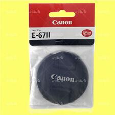 Genuine Canon E-67II Front Lens Cap 67mm