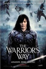 WARRIOR'S WAY -Orig D/S ADV Movie Poster- KATE BOSWORTH