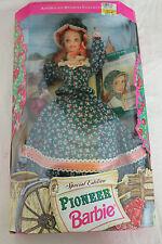 Mattel PIONEER BARBIE American Stories Coll. Spec Ed 1994 NRFB  # 12680 (1 &7R))