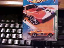 2011 Hot Wheels Treasure Hunt #9 Corvette Grand Sport