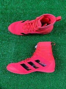 SZ 11 | Adidas Speedex 18 Boxing Shoes Signal Pink Core Black FX1995