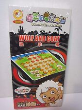 Pleasant Goat and Big Big Wolf Game 2010 Infoport New Factory Sealed Anime Toy