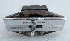 REAR VENT AIR SWITCH CONTROL POWER CONSOLE VACUUM FORD THUNDERBIRD OEM 1964-1966