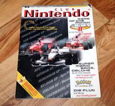 1999 Club Nintendo Magazine Conker's Pocket Tales Duke Nukem Castlevania Mario