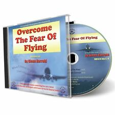 Overcome the Fear of Flying Hypnotherapy CD - By GLENN HARROLD