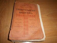 traitement mental de J. Caillet 1922 (28)