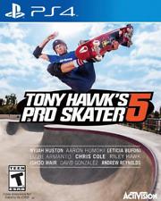 Tony Hawk Proskater 5 (Sony Playstation 4, 2015)