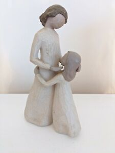 Willow Tree Figure Mother and Daughter Love Friendship Keepsake Gift Ornament