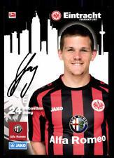 Sebastian Jung Autogrammkarte Eintracht Frankfurt 2013-14 Original+A 126673