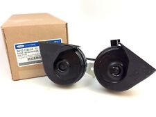 Ford Flex Taurus Lincoln MKT MKS Dual High Low Note Horn Bracket new OEM 13832