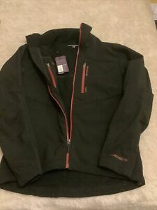Madison Women's Ladies Softshell Windproof Cycling Jacket Black Size 10 BNWT