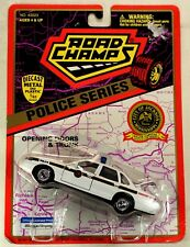 1996 Ford Crown Victoria Jackson Mississippi Police 1:43 Die-Cast Road Champs