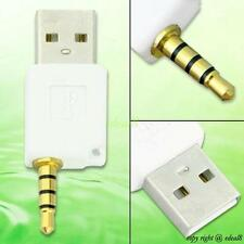 USB Data Charger Cable Adaptor For iPod 2nd Gen Shuffle