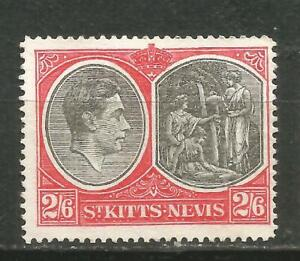 St Kitts & Nevis Scott #87 ( ) Mng Medicine 1942