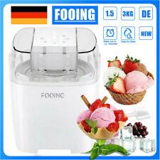 Eismaschine Softeismaschine Eismaschine Eisbereiter Yogurt Milchshakes Weiß