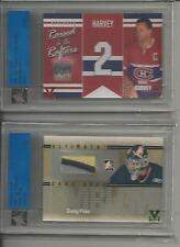 Doug Harvey ITG Ultimate Vault 1/1 on UM4 Raised to the Rafters, Ruby Logo