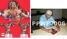 WWE ULTIMATE WARRIOR HAND SIGNED AUTOGRAPHED 8X10 PHOTO WITH HOLOGRAM AND COA 2