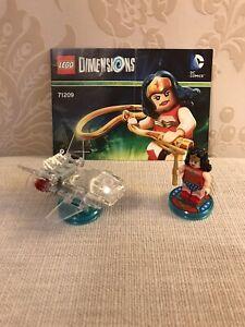 Lego Dimensions Wonder Woman Fun Pack Dc Comics