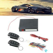 Car Auto Alarm Auto Remote Control Central Locking Door Kit Keyless Entry System