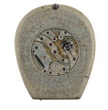 HAAS SWISS LEVER 17J CHRONOMETER WATCH MOVEMENT SPARES OR REPAIRS VV82