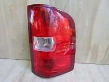 07 08 09 10 11 12 CHEVROLET SILVERADO REAR RIGHT TAIL LIGHT OEM