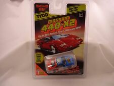 TYCO MAGNUM 440-X2  #39256 1/EA PRIMSTAR  THE FAMILY CHANNEL NASCAR