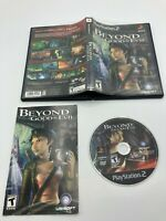 Sony PlayStation 2 PS2 CIB Complete Tested Beyond Good & Evil BL