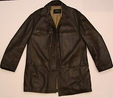 Men's Pelle leather jacket VERSACE CLASSIC V2 Large Italy Size 50