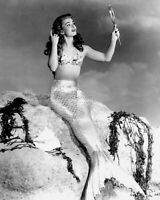 "ANN BLYTH IN ""MR. PEABODY AND THE MERMAID"" - 8X10 PUBLICITY PHOTO (EE-015)"