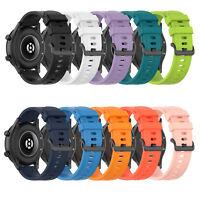 Uhrenarmbänder für Huami Amazfit GTS 2/Amazfit GTR 2 Silikon Armband Ersatzband