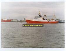 "tr483 - UK Fishing Trawler - Northern Horizon , built 1966 - photo 8"" x 6"""
