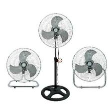 Swiftair 45.7cm Mural Sol Piédestal 3 IN 1 Industriel Refroidissement Fan