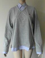 John Peter Classic Royal Club Canada Sports Mens / Unisex Jumper Shirt Combi