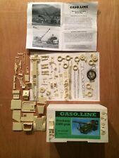 1/48 GASOLINE GAS50249K : CAMION BROCKWAY MOTOR C666 GRUE QUICK WAY G547 RARE
