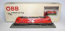 Roco 62457, EM2008 Schweiz, ÖBB, H0, DC, DSS, limited Edition