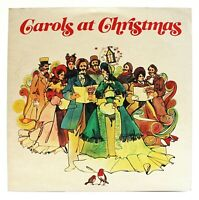 "St. Paul's Cathedral Choir Carols At Christmas 12"" Vinyl LP RDS 8041 FREE UK P&P"